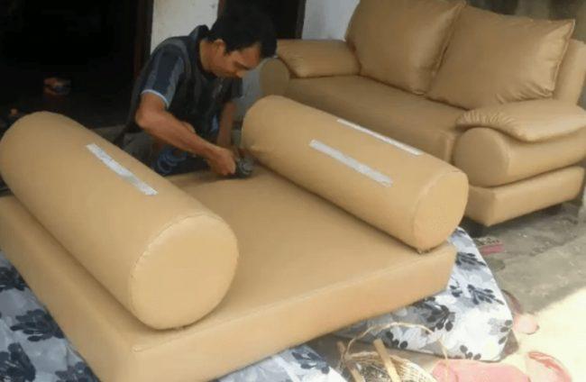 Service Sofa Pekanbaru